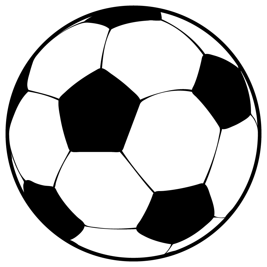 Bases para copos Bola de Futebol - Conj 6 Unidades