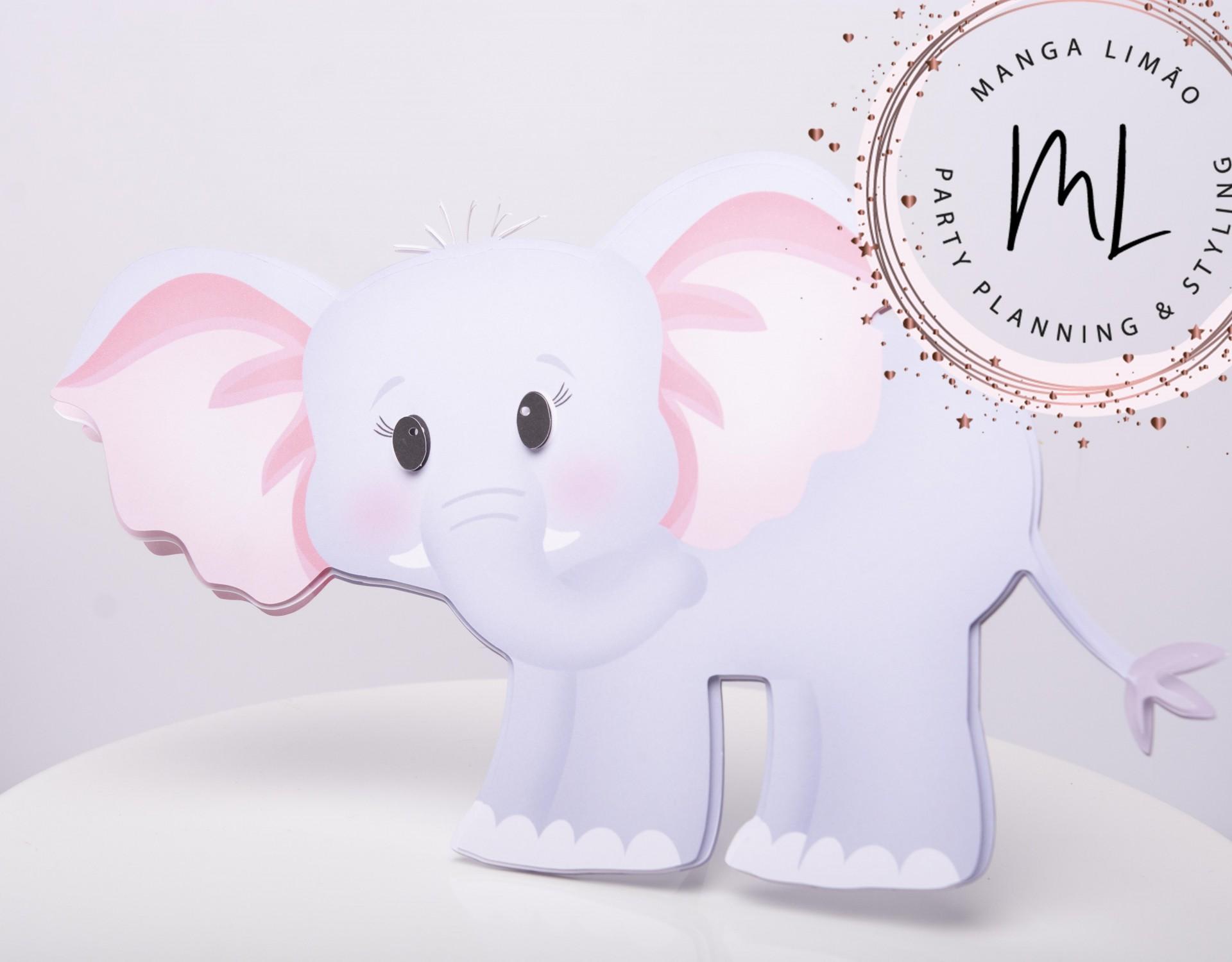 Elefante 2D