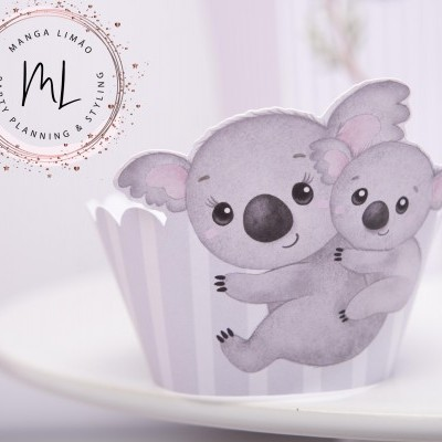 6 Cintas cupcakes