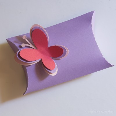 Pillow Case borboleta Margarida - Pack 6 unidades