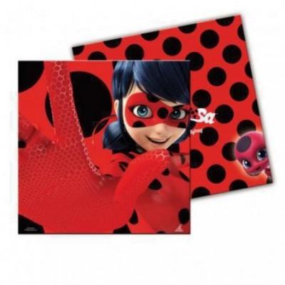 Descartáveis Ladybug