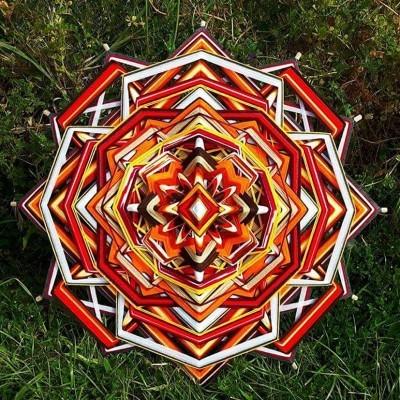 Mandalas 'Linhas do Tempo'