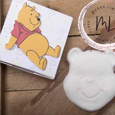 Winnie the Pooh em gesso perfumado