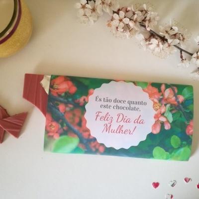 Chocolate Ruby Especial Dia da Mulher - Edição Limitada