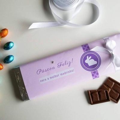 Chocolate Gigante para o Melhor Padrinho ou Melhor Madrinha
