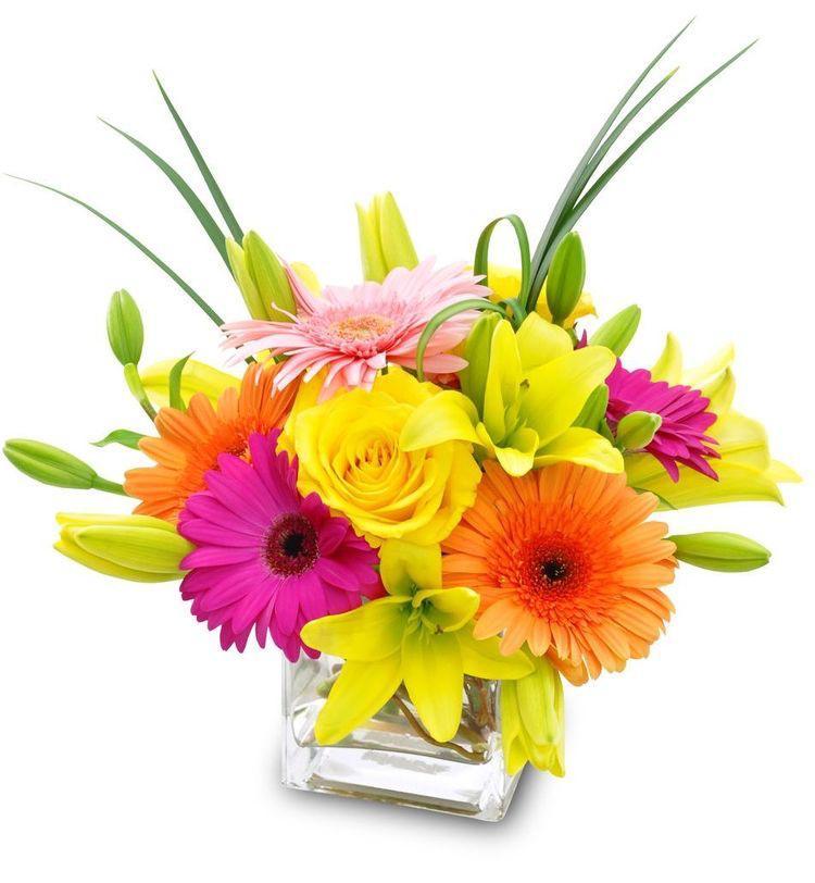 Mistura de Flores
