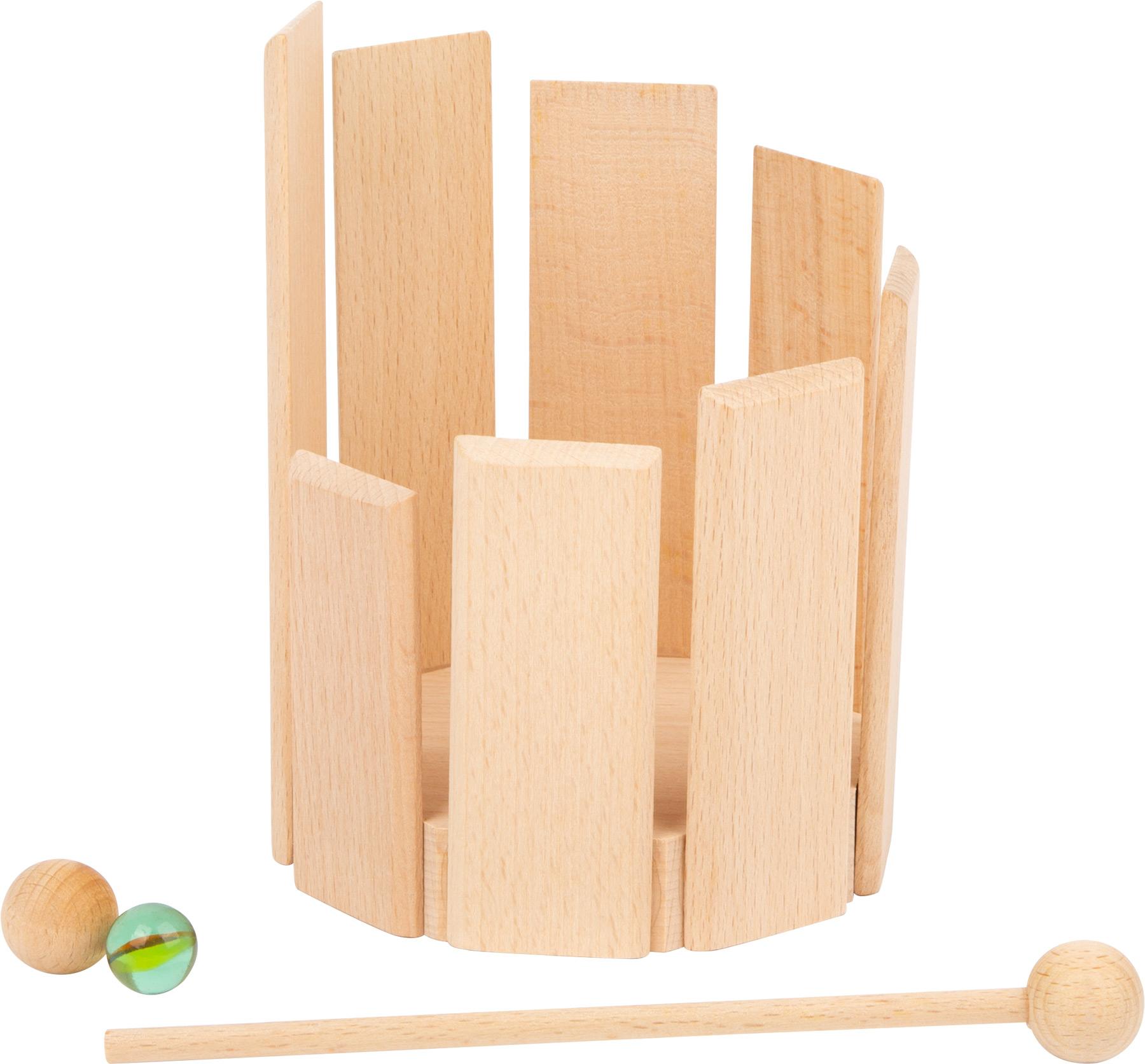 Octachime - instrumento musical de percussão