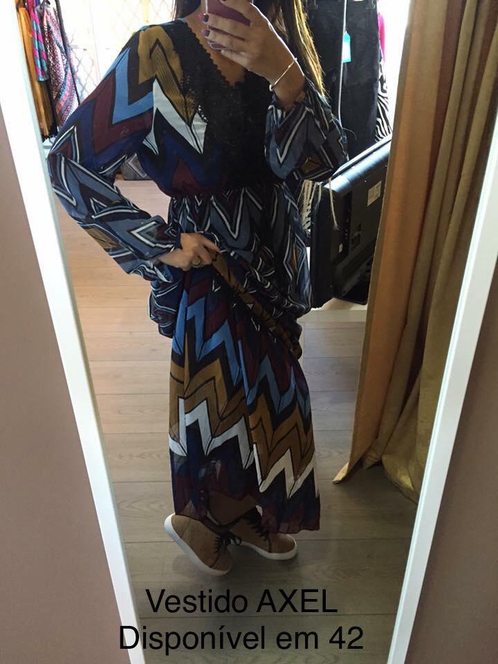 Vestido Fusion AXEL
