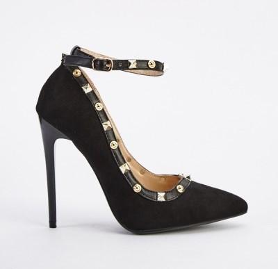 Sapatos Apliques