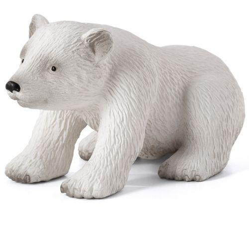 Urso Polar ou urso branco bebé (cria) - Figura animal