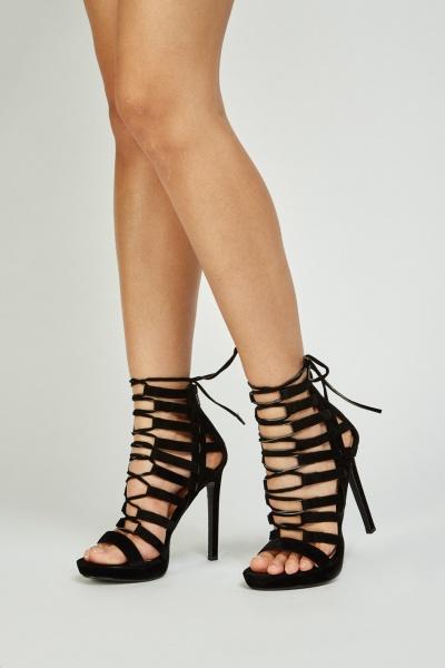 Sandálias Cordão