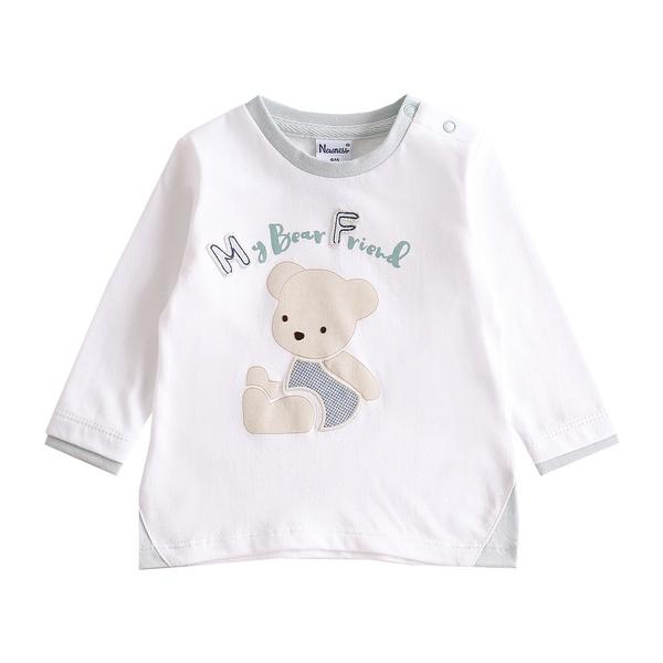 Camisola com urso Bebé