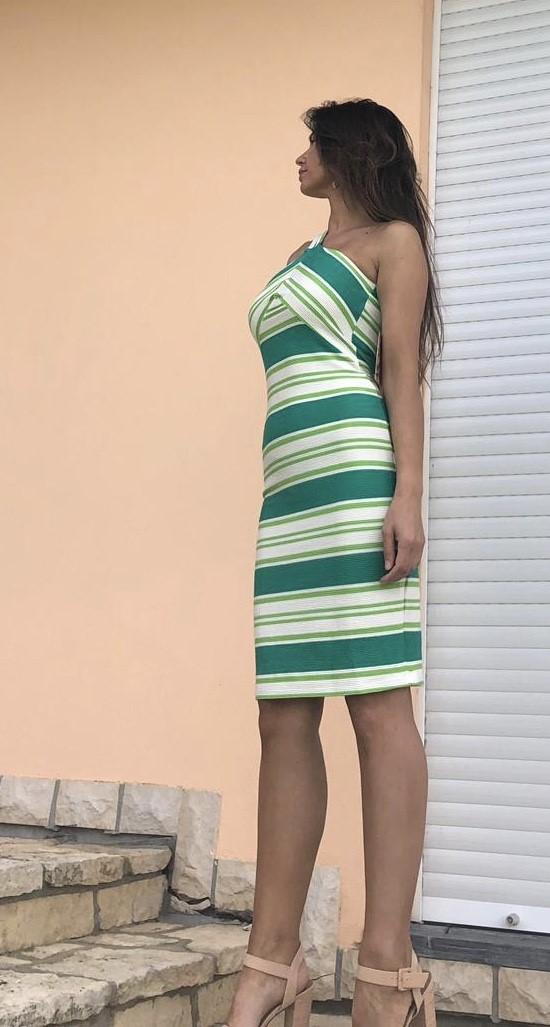 Revenda  - Vestido Riscas COLCCI
