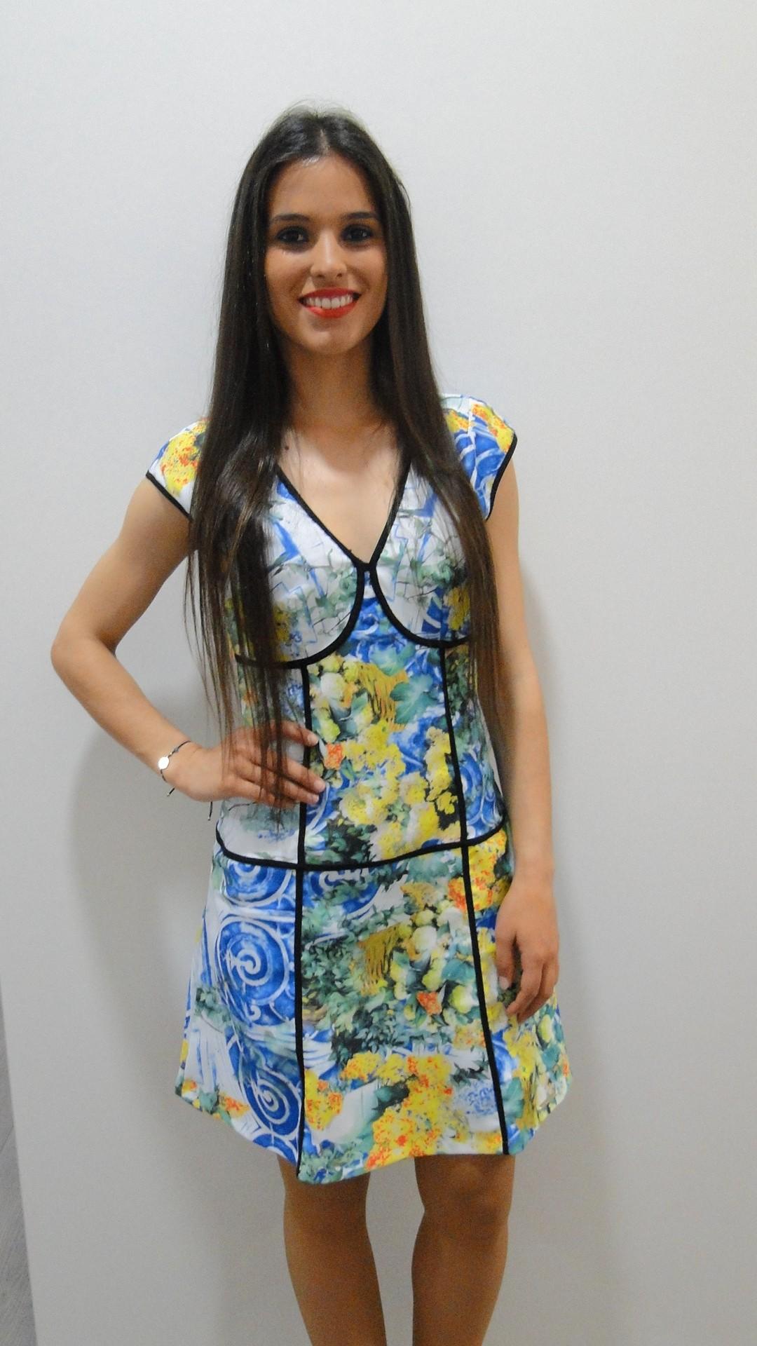 Vestido LANÇA PERFUME