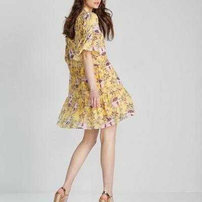 Revenda - Vestido florido AXEL