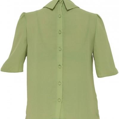 Revenda - Camisa Bordada LANÇA PERFUME