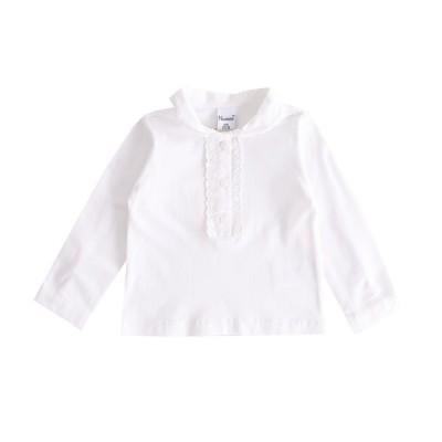 Camisola tipo camisa Bebé