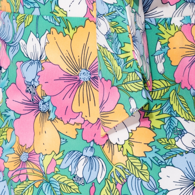Revenda - Vestido Floral Beatriz
