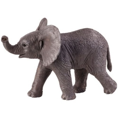 Elefante Africano bebé (cria) - Figura animal