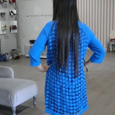 Revenda - Vestido TERIA YABAR