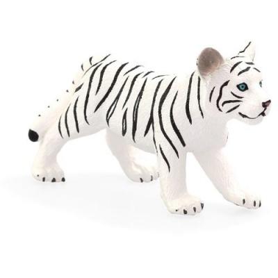 Tigre branco bebé (cria) - Figura animal