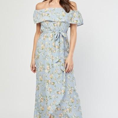 Revenda - Vestido maxi