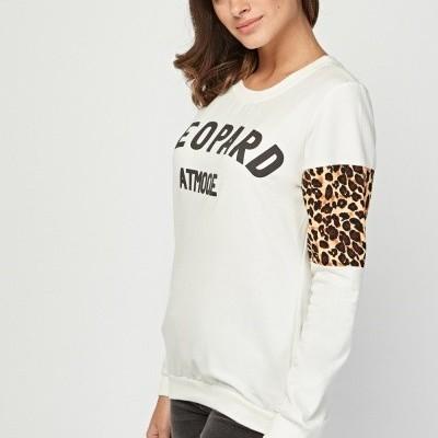 Revenda - Camisola leopardo