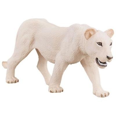 Leoa Branca - Figura animal