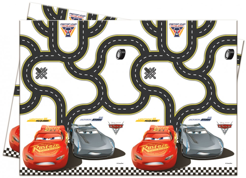 TOALHA CARS
