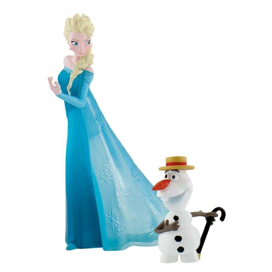 FIGURAS ELSA E OLAF - FROZEN