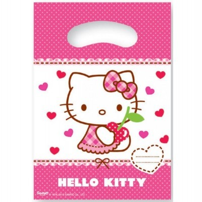 SACOS DE OFERTA HELLO KITTY