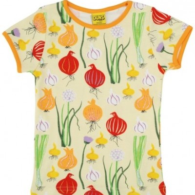 Duns Sweden - T-shirt Garlic & Onion
