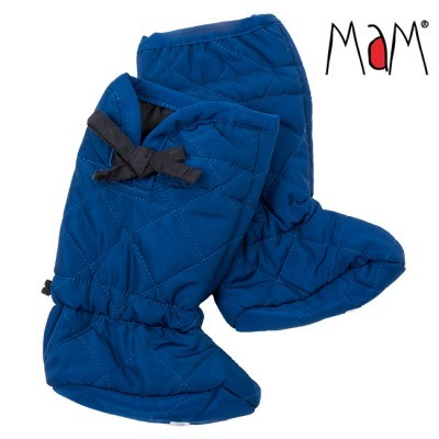 MaM Quilted Winter Booties