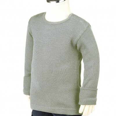 ManyMonths Natural Woolen Shirt Long Sleeve