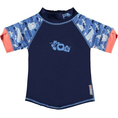 Close Parent - Camisola com protecção FPS 50+ Whale