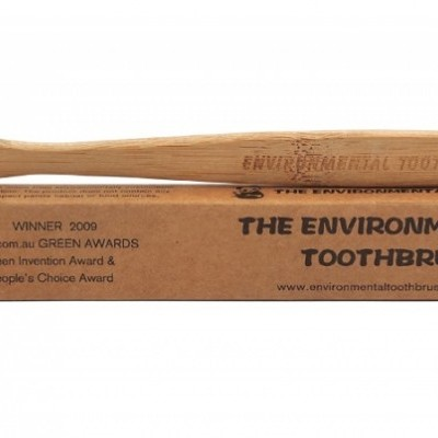 The Environmental Toothbrush - Escova dentes Adulto
