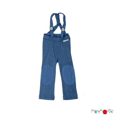 ManyMonths - Natural Woollies Hazel Trousers with Suspenders