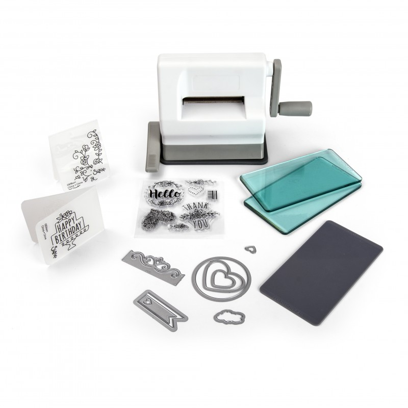 Sidekick starter kit white & gray