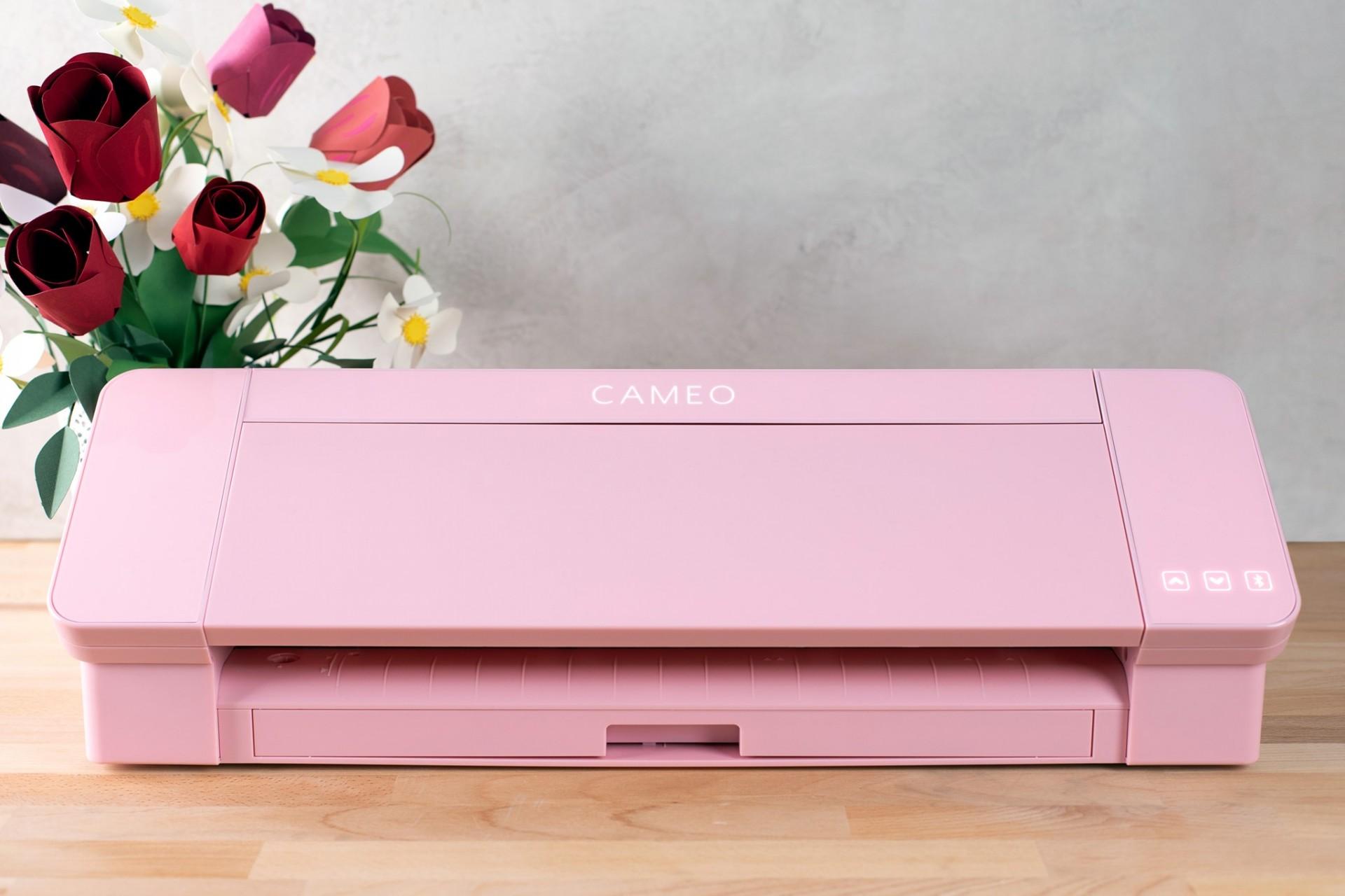 Silhouette Cameo 4 Rosa