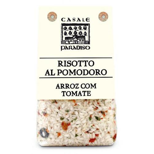 Risoto com tomate