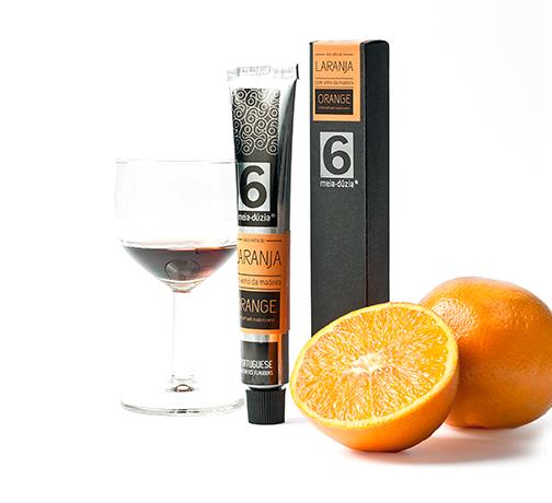 Doce de Laranja com Vinho da Madeira
