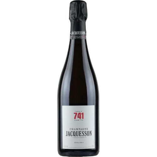 Champagne Jacquesson Cuvée n.º 741