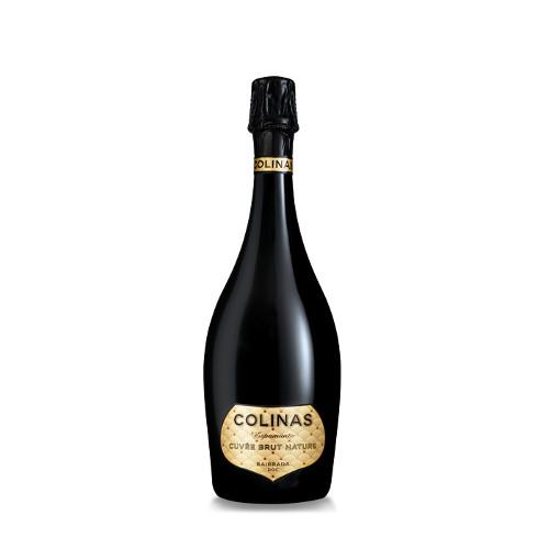 Colinas Cuvée Brut Nature Espumante - Ideal Drinks