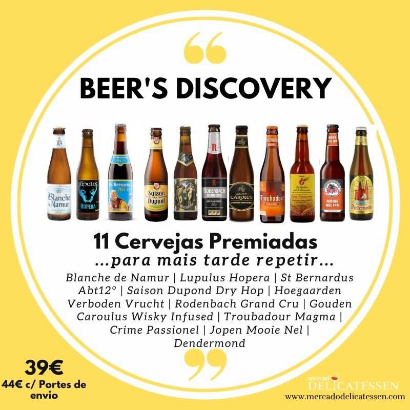 Beer's Discovery