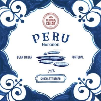 Chocolate Negro Perú Maranón 72%