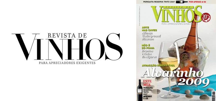 REVISTA DE VINHOS · 20/07/2010
