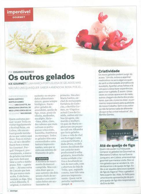 REVISTA DO CORREIO DA MANHÃ · 30/08/2010