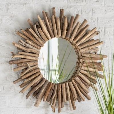 Espelho Troncos