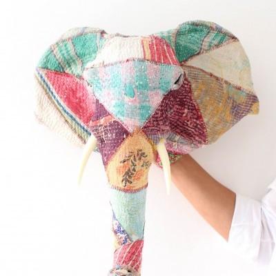 Elefante Patch II