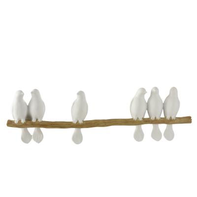 Figura 6 Pássaros Ramo